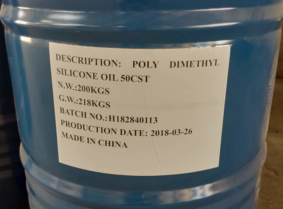 PDMS (Polydimethyl Silicone Oil)